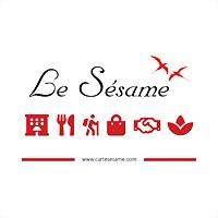 Logo 33) La carte Sesame