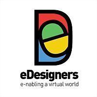 Logo 4) E-Designers Pvt Ltd.