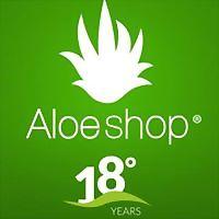 Logo 44) Aloe Shop