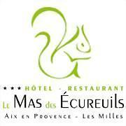 Logo 2) Le Mas Des Ecureuils