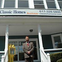 Logo 2) Classic Homes Real Estate