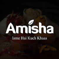 Logo 2) Amisha Masala