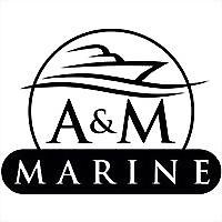 Logo 5) A&m Marine