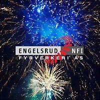 Logo 11) Engelsrud Fyrverkeri