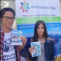 Logo 20) Intercultural Perú