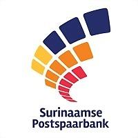Logo 5) De Surinaamse Postspaarbank