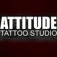 Logo 18) Attitude Tattoo Studio