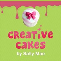 Logo 9) Creative Cakes By Sally Mae
