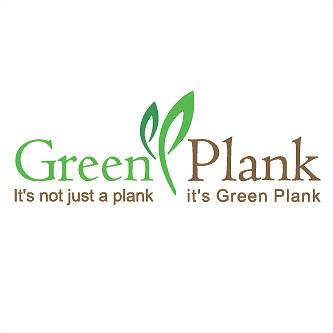 Logo 67) Green Plank