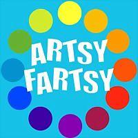 Logo 16) Artsy Fartsy