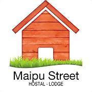 Logo 3) Hostal Maipu Street