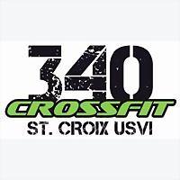 Logo 5) 340 Crossfit - St. Croix, Virgin Islands