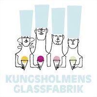 Logo 8) Kungsholmens Glassfabrik