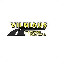 Logo 7) Vilniaus Vairavimo Mokykla