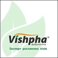 Logo 5) Фармацевтическая Фабрика  Vishpha
