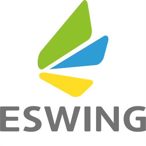 Logo 38) Eswing