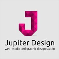 Logo 7) Јупитер Дизајн / Jupiter Design