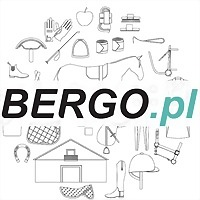 Logo 2) Sklep Jeździecki Bergo