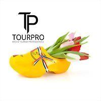 Logo 3) Туроператор Tourpro Амстердам, Нидерланды