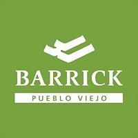 Logo 4) Barrick En Dominicana