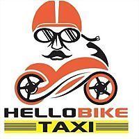 Logo 7) Hello Bike Taxi