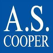 Logo 8) A.s. Cooper& Sons, Ltd.
