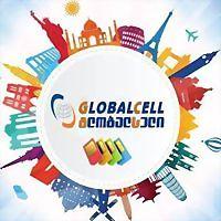 Logo 5) გლობალ სელ - Globalcell