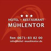 Logo 2) Hotel-Restaurant Mühlentor Gmbh