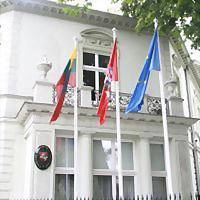 Logo 3) Ambasada Litwy W Warszawie/lietuvos Ambasada Varšuvoje