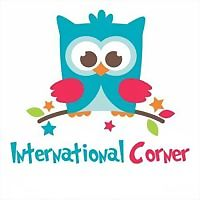 Logo 26) International Corner