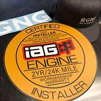 Logo 21) Gng Motorsports: Modification & Repair
