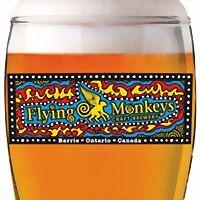 Logo 16) Flying Monkeys Craft Brewery