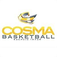 Logo 5) Cosma Arcueil Basket