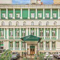 Logo 7) Hermitage Hotel