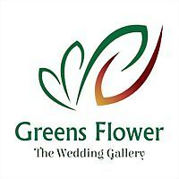 Logo 3) Greens Flower