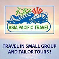 Logo 7) Asiapacifictravel Vietnam