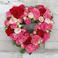 Logo 5) Szirom Virágküldő Szolgálat - Virág-Háló Kft