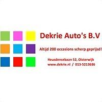 Logo 2) Dekrie Auto's B.v.
