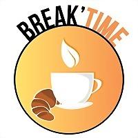 Logo 5) Break'time