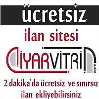 Logo 4) Diyarvitrin.com Ücretsiz İlan Ver