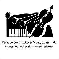 Logo 44) Państwowa Szkoła Muzyczna Ii Stopnia Im. Ryszarda Bukowskiego We Wrocławiu