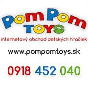 Logo 23) Pompomtoys
