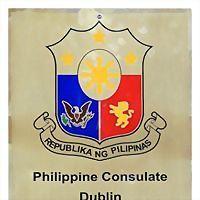 Logo 10) Philippine Consulate Dublin