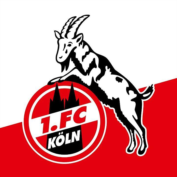 Logo 38) 1. FC Köln