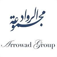 Logo 3) مجموعة الرواد Arrowad Group