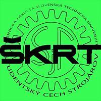 Logo 45) Študentský Časopis Škrt