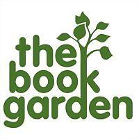Logo 10) Book Garden The