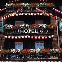 Logo 5) Hotel Chalet Swiss