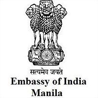 Logo 12) India In Philippines (Embassy Of India, Manila)