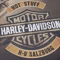 Logo 6) Hot Stuff H-D Salzburg